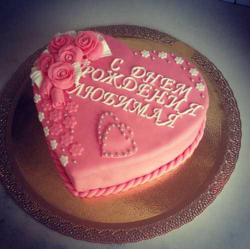 Заказать торт на 8 марта для любимого человека