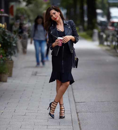Базовый гардероб от Эвелины Хромченко для девушки и женщины