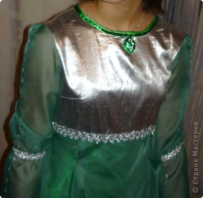 Шьем новогоднее платье для девочки