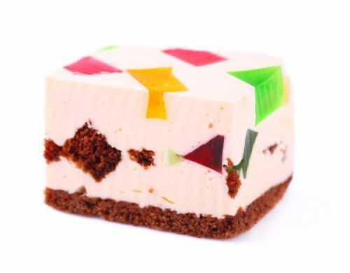 Шоколадное желе для любителей легких рецептов Топ