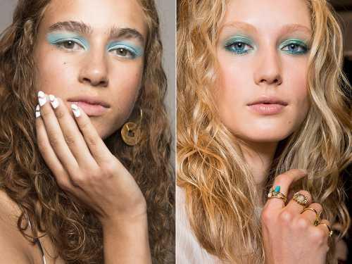 Модный макияж весна 2018: главные тенденции