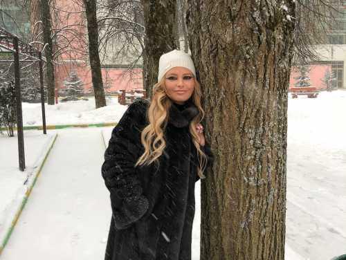 Дана Борисова распродает свои шубы