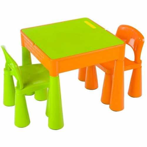 Значение детской мебели или зачем ребенку столик и стульчик