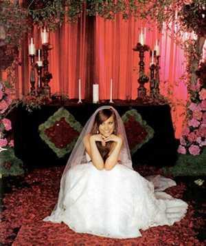10 прекрасных знаменитых невест
