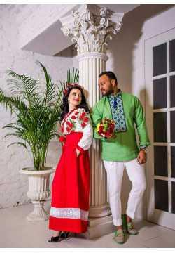Свадебный наряд в стиле Империя