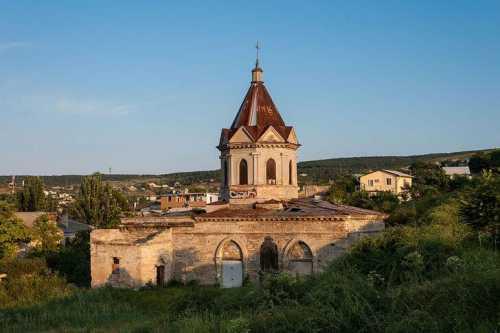 Церковь Святого Георгия Аддис