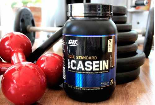 Как правильно принимать казеиновый протеин для набора массы и для похудения