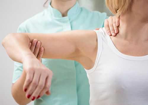 Упражнения после перелома руки  в домашних