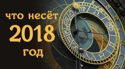 Гороскоп на год