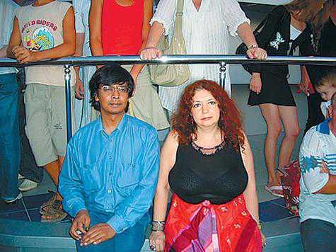 Выйти замуж за иностранца и остаться в России