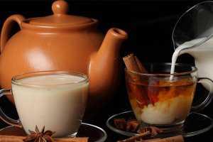 Абсурдный способ похудения: чай с молоком