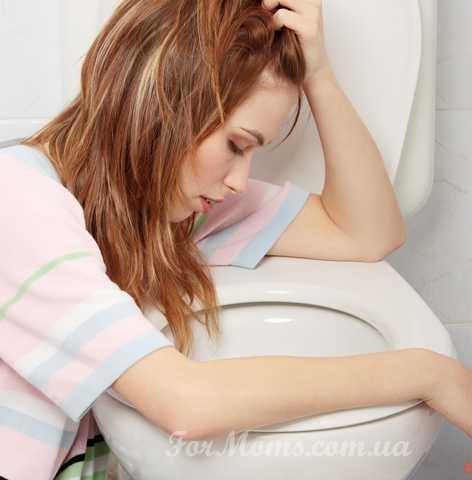 Почему у беременных токсикоз