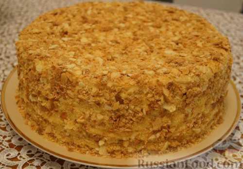 Рецепты торта Медовика в домашних условиях,