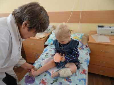 Ортопедические проблемы у детей