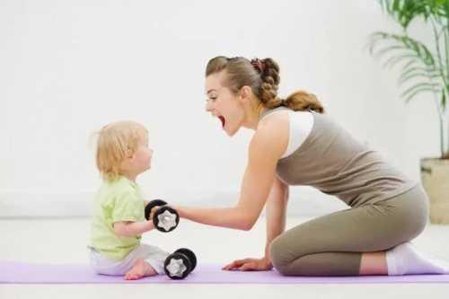 Что должен уметь ребенок в 9 месяцев при