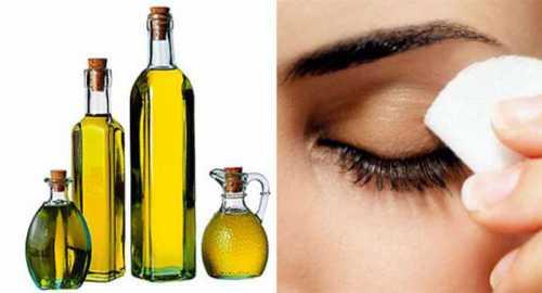 Масло оливы является эффективным средством против морщин, образующихся вокруг глаз
