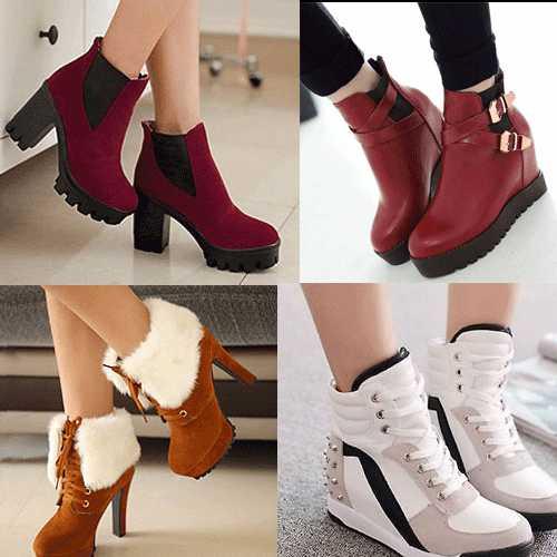 Модная обувь весна