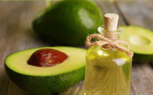 Масло авокадо для лица