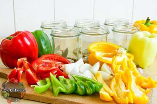 Маринованный перец: рецепт заготовки на зиму