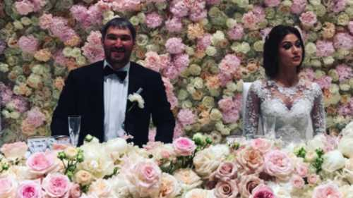 У Александра Овечкина сорвалась свадьба
