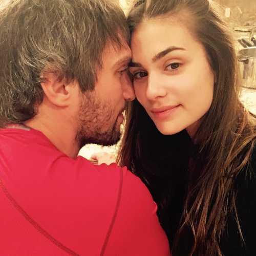 Анастасия Шубская и Александр Овечкин официально подтвердили, что женаты