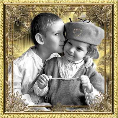 Первая детская любовь