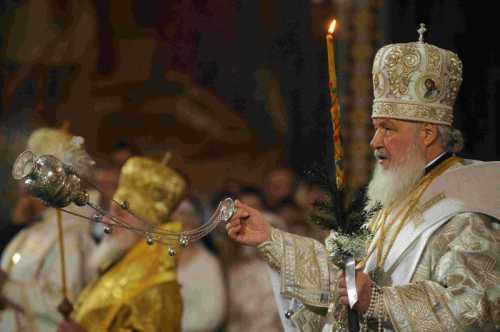 На Рождественские богослужения пойдут не только