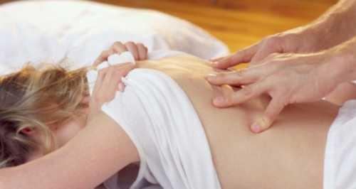 Массаж новорождённому самостоятельно в домашних