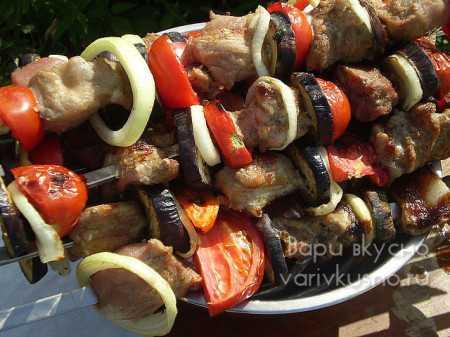 Рецепты самого простого маринада для свинины, для