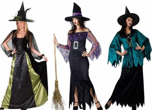 Костюмы для Хэллоуина своими руками