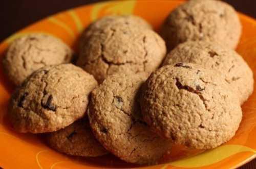 Рецепты овсяного печенье без добавления яиц,