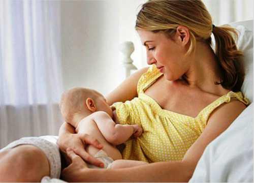 Мало молока у кормящей матери