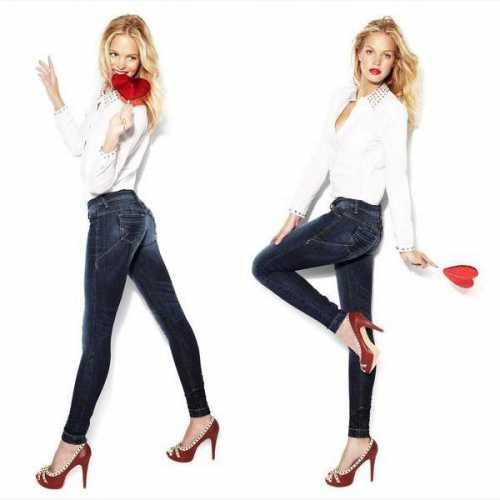 Любимый джинс: самые актуальные модели сезона