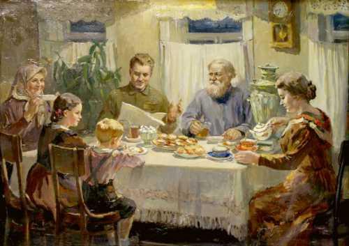 Кто в семье кормилец семейные отношения