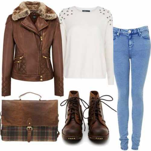 Как составить зимний гардероб юной модницы