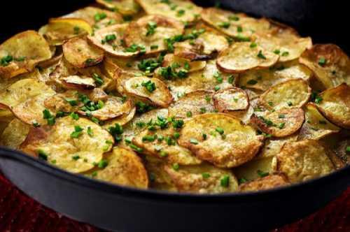 Рецепты картошки по