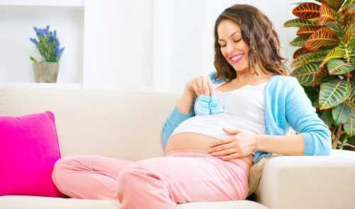 Заболевания при беременности