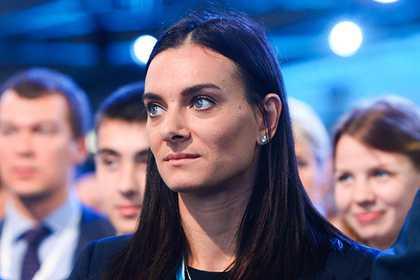 Елена Исинбаева рассказала о своих причудах
