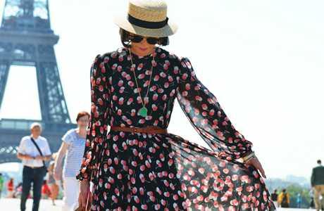 Парижская неделя большой моды