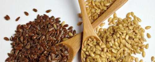 Семена льна для похудения с кефиром и другие
