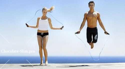 Что дают прыжки на скакалке